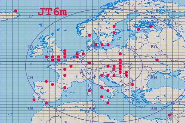 my meteorscatter range